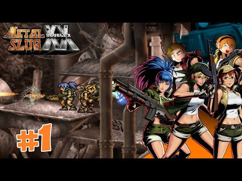 Metal Slug XX #1 | I Might Be a Moron When It Comes to This Game |