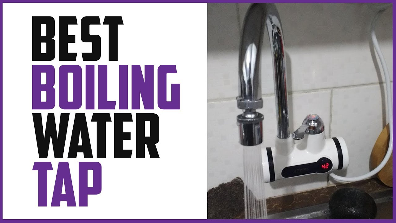 Instant boiling water tap reviews
