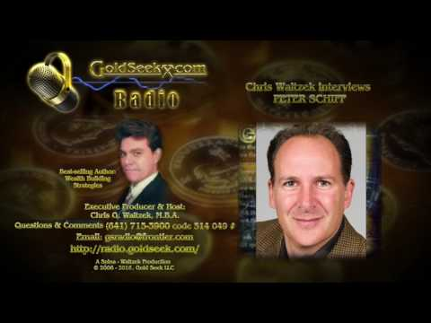 GSR interviews PETER SCHIFF - April 13, 2017 Nugget