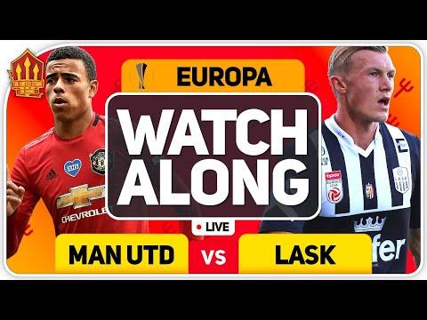 Manchester United Vs Lask With Mark Goldbridge Live Youtube