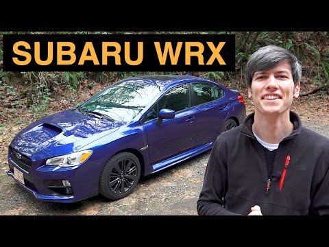 2015 Subaru WRX – Review & Test Drive