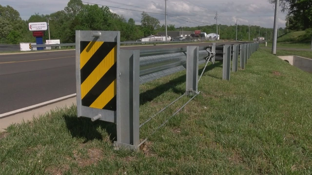 TDOT removing hundreds of X-Lite guardrail terminals from Tri-Cities roads