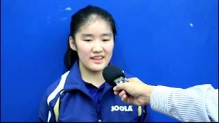 Tina Lin - Interview at 2013 North American Championships