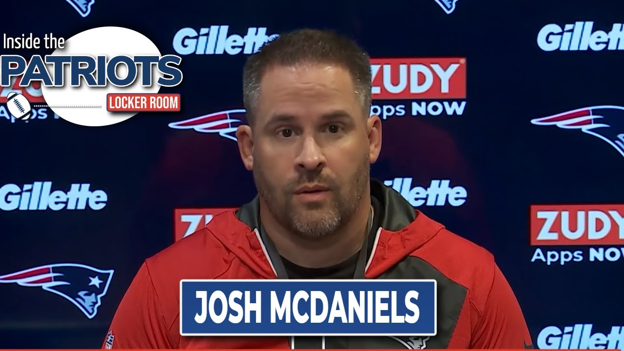 Cam Newton released: Patriots' Josh McDaniels explains why the ...