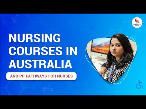 Nursing courses in Australia and PR pathways for Nurses