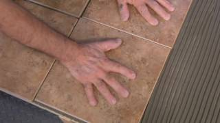 How to Lay Tile Over Plywood