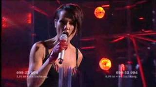 Linda Bengtzing - Hur svårt kan det va? - Med Text/Lyrics!