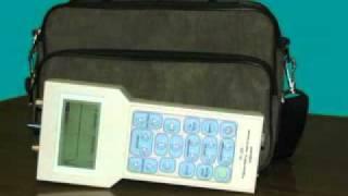 видео Импульсный рефлектометр TDR-109.