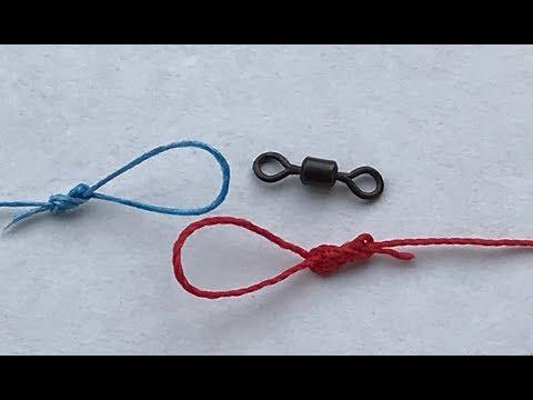You Need Only 1 Fishing Knot For The Begin - DIY Fishing - Chỉ Một Mà Thôi