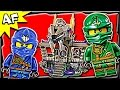 Lego Ninjago ENTER The SERPENT 70749 Anacondrai Jungle Stop Motion Build Review mp3