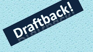 MVU Tech Tips - Draftback(Short tutorials on how to do various things related to technology. This video shows how to use Draftback chrome extension to see your students writing progress., 2015-12-03T14:03:43.000Z)