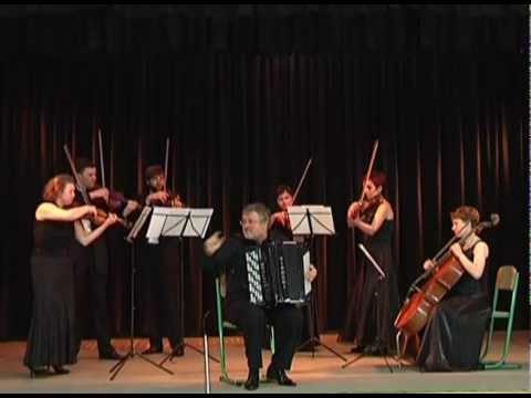 Концерт Володимира Зубицького 9 квітня
