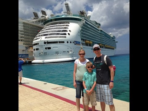 2015 - Navigator of the Seas - Royal Caribbean - Roatan - Belize City - Cozumel - Cruise