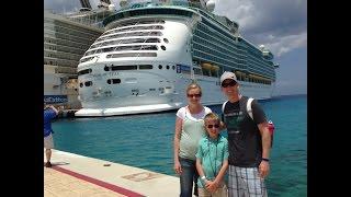 2015 - Navigator of the Seas - Royal Caribbean - Roatan - Belize City - Cozumel - Cruise