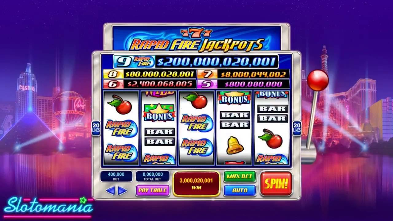 Slotomania slot machines oyunu oyna