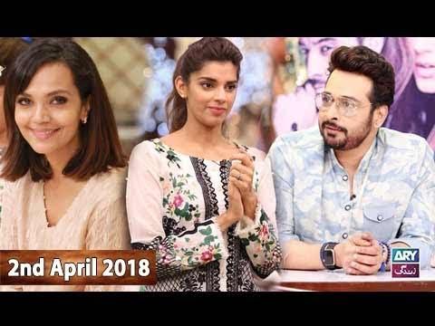 Salam Zindagi With Faysal Qureshi - 2nd April 2018 - ARY Zindagi Show