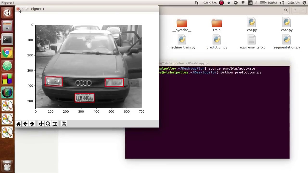 License Plate Recognition System using Python and OpenCV