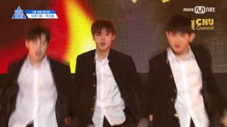 [VIETSUB] Park Ji Hoon - BOY IN LUV @ PRODUCE 101 season2 170421 EP.3