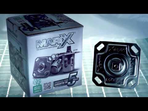 Cierrapuertas Marix - Presentación