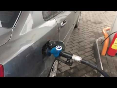 Сколько литров топливный бак у Daewoo Gentra