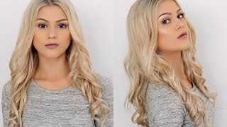 Fancy Hair Extensions Review | Demo & How To