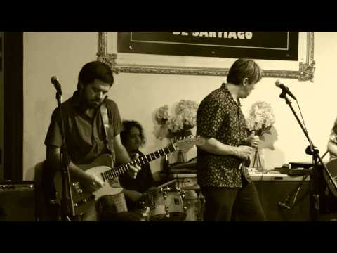 """Gonzalo Araya & Tomás Gumucio - """"Every Day I Have The Blues"""" - Club De Jazz De Santiago"""