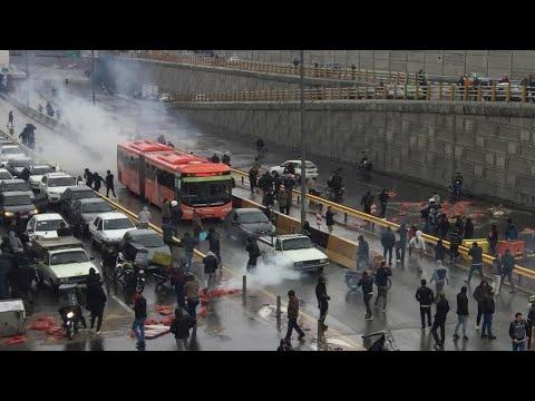 Iran : plus de 100 manifestants pourraient avoir été tués, selon Amnesty International