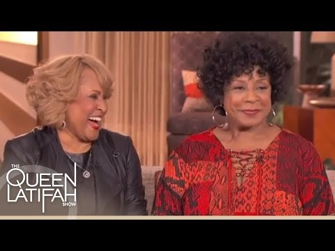 Darlene Love and Merry Clayton from
