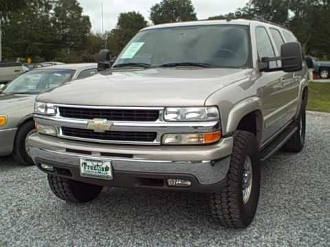 2006 Chevy Suburban 2500 At Pensacola Used Cars Youtube