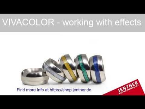 Vivacolor - Pigmente Mischen