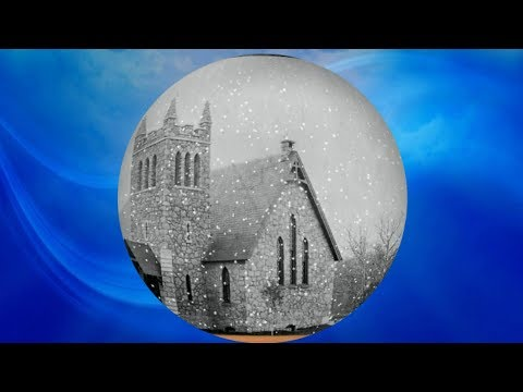 ▶️ BLIZZARD SOUND EFFECT. VIRTUAL SNOW GLOBE - THE CHURCH. N