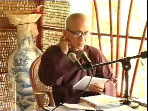 Lớp Bát Chánh Đạo 2005/11/15 VCD3 - Trưởng Lão Thích Thông Lạc