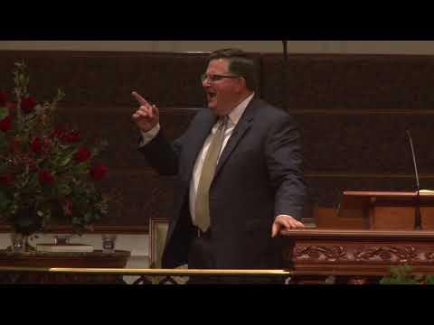 Bible Message by Evangelist Dan Knickerbocker
