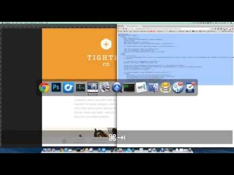 Converting a flattened PDF comp to HTML/CSS