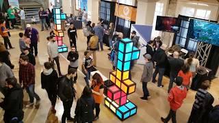 MEGA 2018 (Montreal Expo Gaming Arcade) (4K 60FPS)