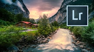 Lightroom CC Tutorial! - Turn Bad Weather into an Amazing Photo!