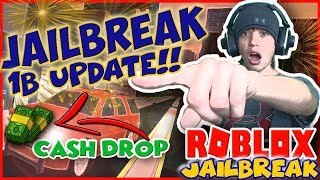 🔴 ROBLOX LIVE STREAM JAILBREAK UPDATE!! | JAILBREAK CASH DROP AND MORE!!
