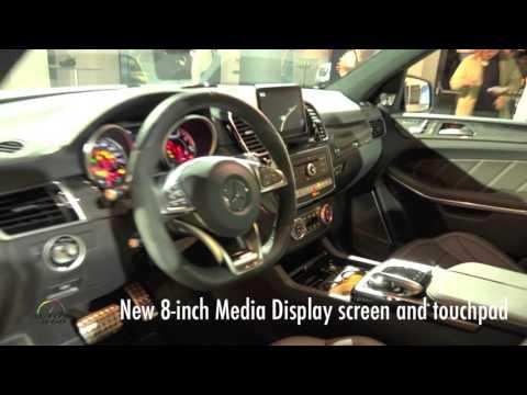 Автомобили Mercedes-Benz › Модельный ряд 2017: цены, фото