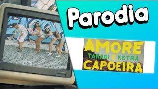 ✨ AMORE E CAPOEIRA ✨[ PARODIA ] di Takagi & Ketra - ft. Giusy Ferreri, Sean Kingston