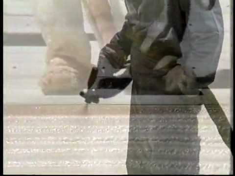 Spray Foam Roofing Spf Benefits Youtube