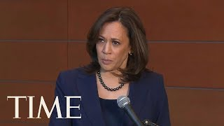 Senator Kamala Harris Speaks At Howard University After Announcing Presidential Run | TIME