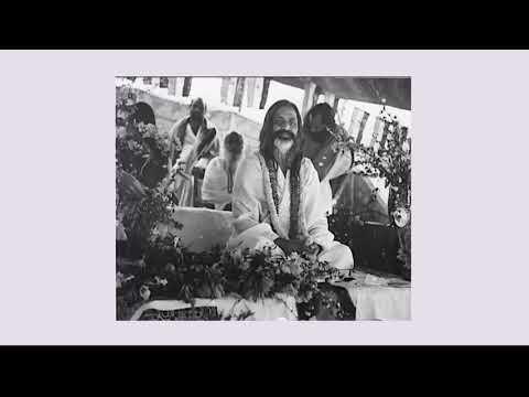 Maharishi Mahesh Yogi on the 6 systems of Indian philosophy
