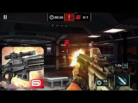 Sniper Fury: Best Shooter Game Gameplay Part 2 - First Person Shooter (Android/iOS)