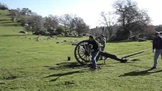 Napoleon Cannon Fire