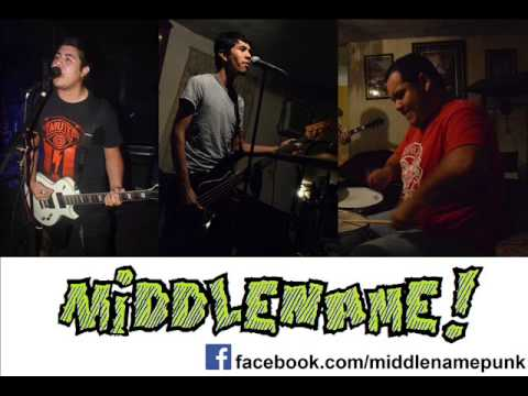 Middlename! - Homecoming (Tony Sly Cover)