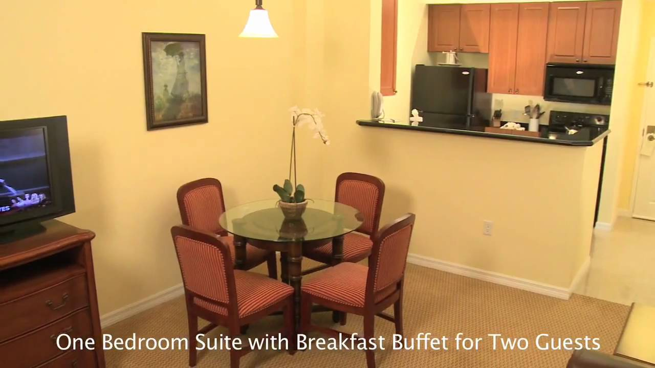 One Bedroom Suites Orlando The Point Universal Orlando One Bedroom Suite With Breakfast