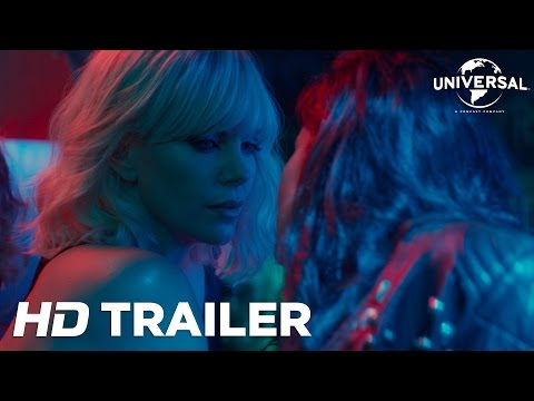 Atomic Blonde Trailer 1 (Universal Pictures) HD