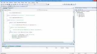 How to fix .Net error cs0535