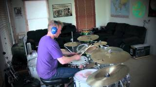 Giorgio By Moroder Daft Punk Hd Drum Cover