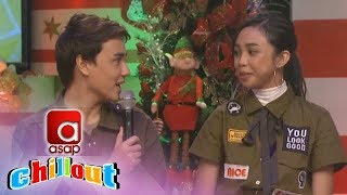 ASAP Chillout: Is Maymay in love with Edward?